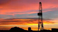 oil-gas-sunset