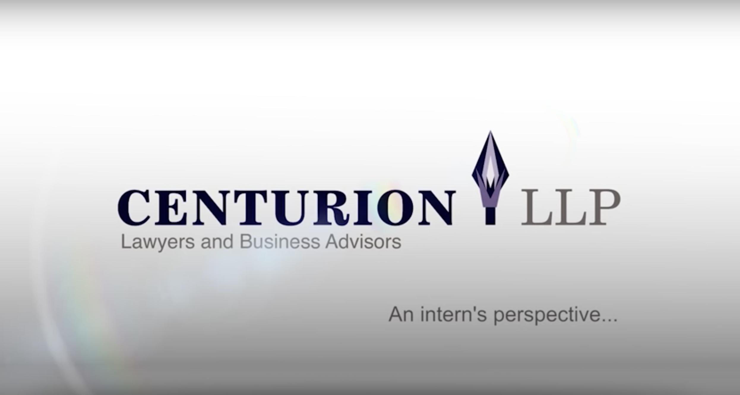Centurion interns